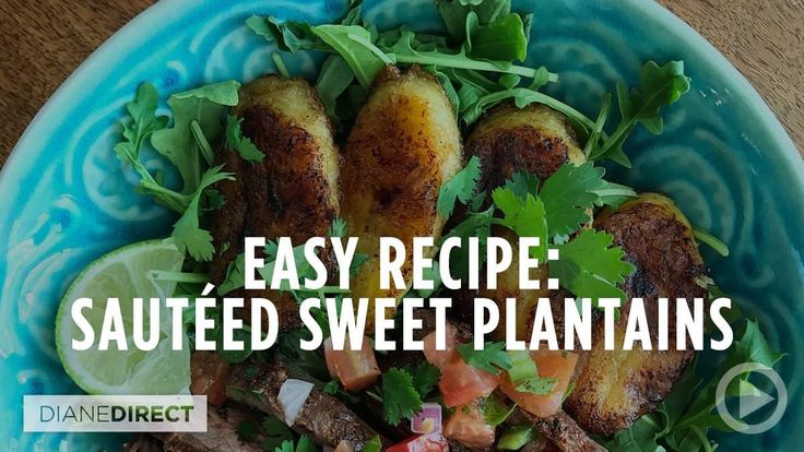 On this week's vlog, follow along with me as I cook up some delicious, sautéed sweet plantains, based on a recipe I have in Practical Paleo, 2nd Edition (page 336).  Sautéed Sweet Plantains The…