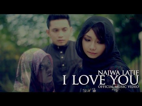 Najwa Latif - I Love You (Official Music Video)