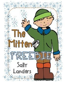 The Mitten by Jan Brett is one of my favorite winter read alouds!  Hope you enjoy!  Check out my MITTEN CLOSE READING PACK for more fun!  Thanks! Sally Landers