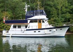 49 Marine Trader Trawler for Sale | Trawlers | Perfect Balance | Curtis Stokes Yacht brokers