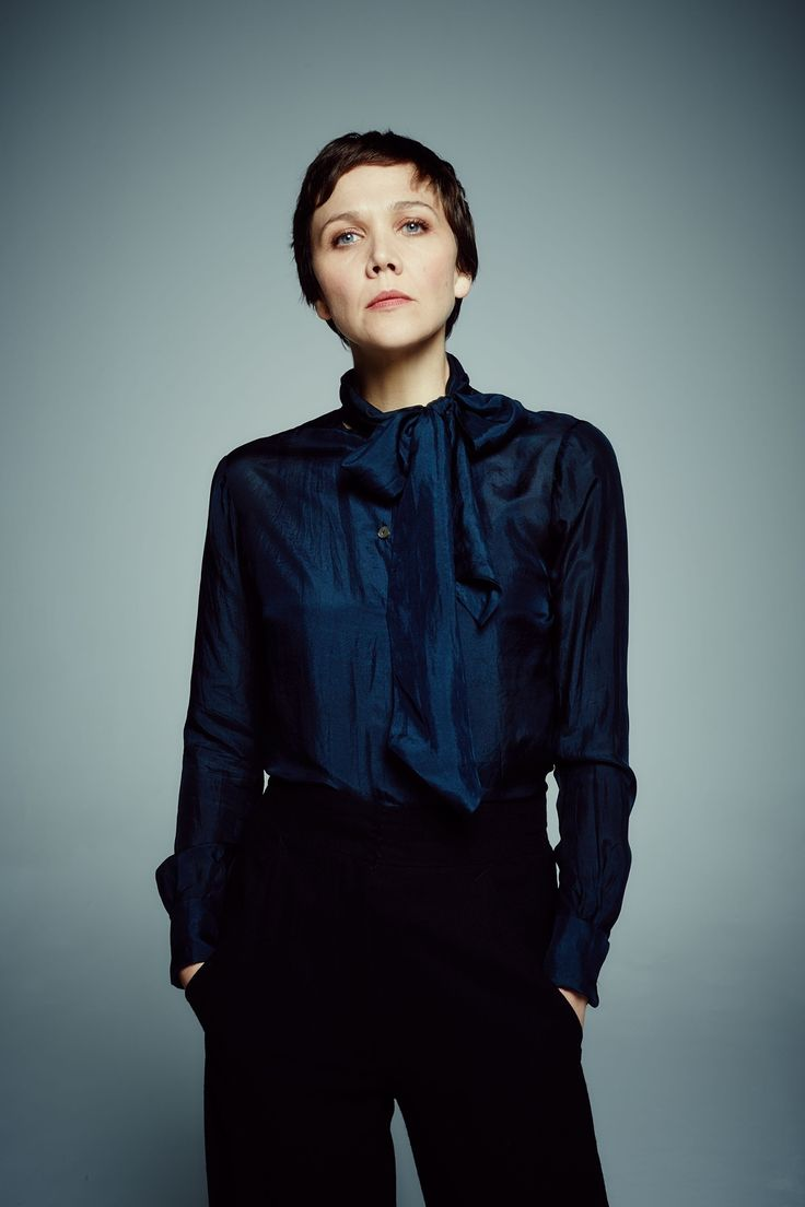 The Honourable Woman's Maggie Gyllenhaal.