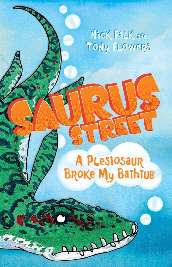 Saurus Street 5 | A Plesiosaur Broke My Bathtub