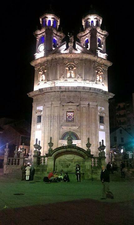 Iglesia da Peregrina, Pontevedra