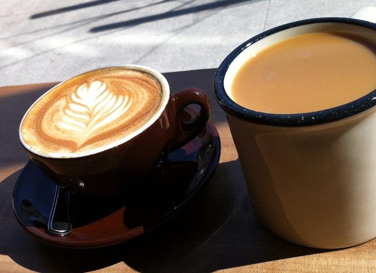 At Sightglass Coffee in San Francisco