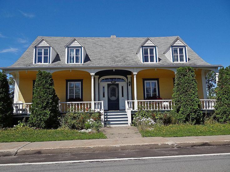 Maison, L'Islet-sur-Mer, Québec