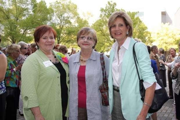 Helen Smart, Marci Schneider, Connie Lanzl