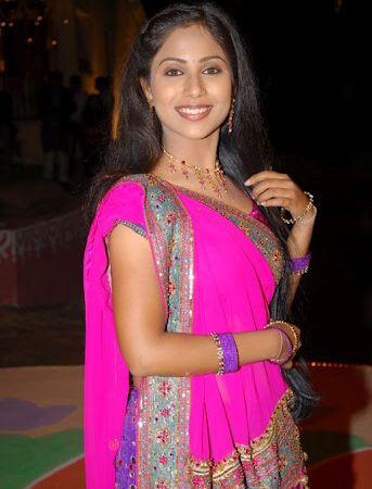 Veebha Anand in Pratha, a zero budget movie!