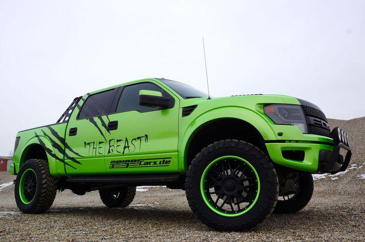 2016 Ford Svt Bronco Raptor
