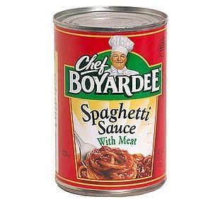 Chef Boyardee Spaghetti Sauce with Meat (15 oz.)