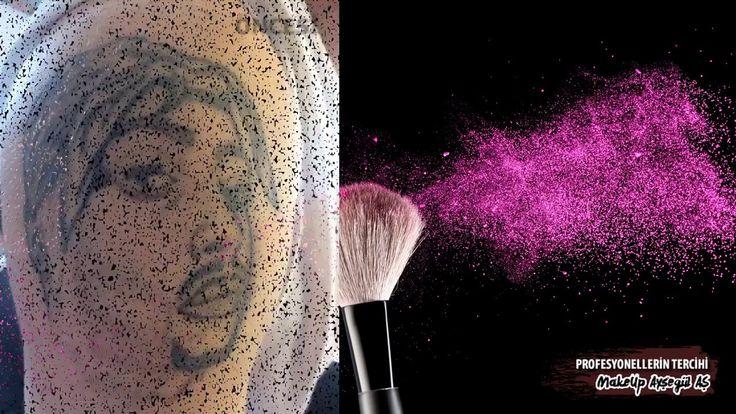 Makyaj ile Dövme Kapama, Silme İşlemi Uygulama