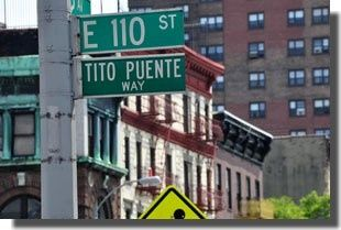 Tito Puente Way  | Spanish Harlem (El Barrio)