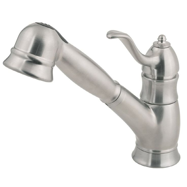 Pfister F-WKP-600 Wilmington Single Handle Pull-Out Spray Kitchen Faucet