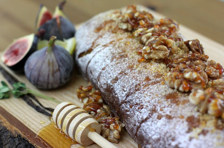 Get Frances' recipe for Fig Roly Poly Pudding from Season 2 of the Great British Baking Show on PBS Food.