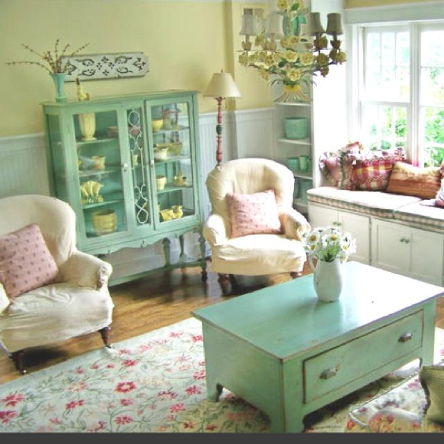 Cottage Style Living Room Cottage Style Living Room Pinterest