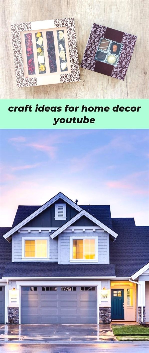 Craft Ideas For Home Decor Youtube 1010 20181224093951 62 Home