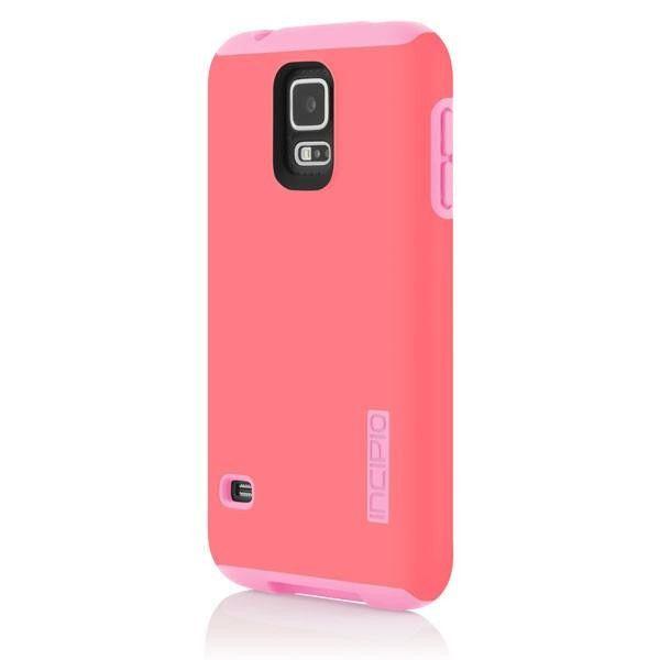 INCIPIO SAMSUNG GALAXY S5 DUAL PRO CASE - PINK / PINK #galaxys5case, #s5case, #pink  www.myphonecase.com