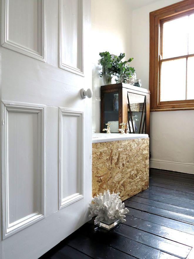 20++ Panneau en bois compresse salle de bain inspirations