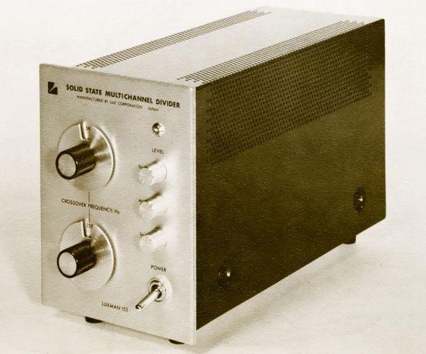 LUXMAN FL153 (1960s)