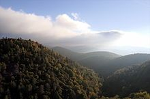 Blue Ridge Parkway - Wikipedia, the free encyclopedia