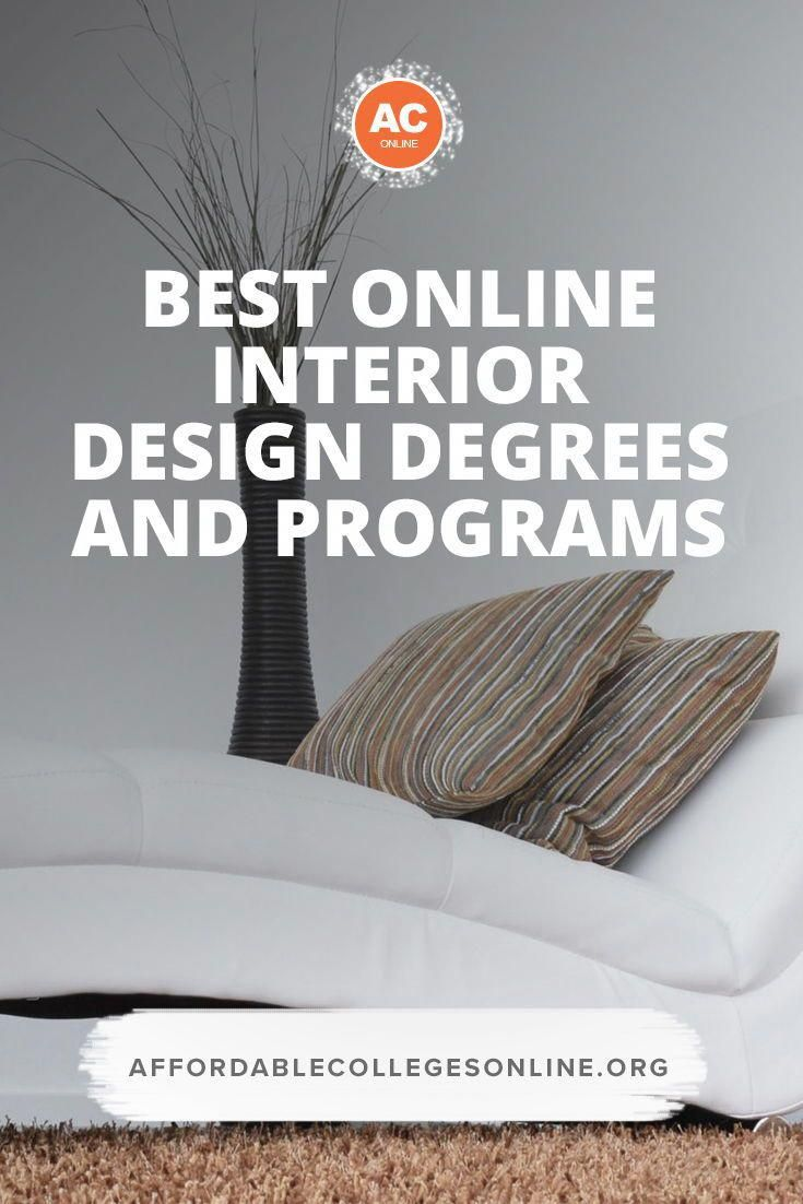 Search The Most Affordable Online Interior Design Degree Programs