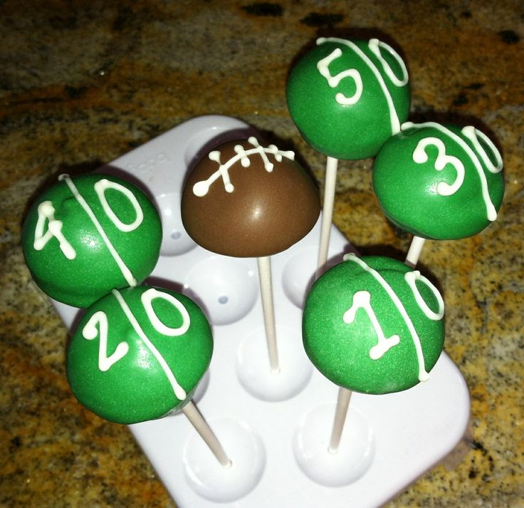 How To Make Soccer Ball Cake Pops Recipe