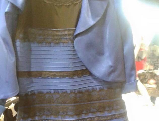 Emlékszel még arra ruhára, amely végigsöpört a neten, és a ruhát van, aki arany-fehérnek, mások pedig kék-szürkének láttak? Íme a magyarázat.