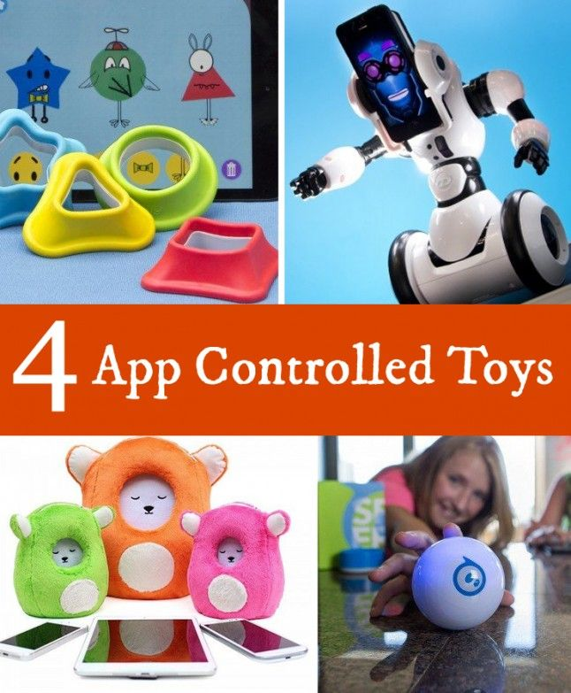 Grown Up Toys And Gadgets : Fun app controlled toys cool tech gadgets