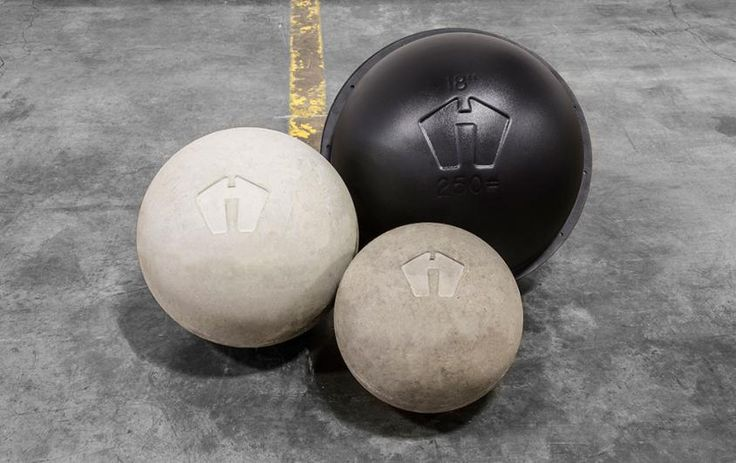Make your own big freaking stones! Hybrid's stone molds are the best in the industry, featured in Muscle & Fitness. Get yours from Rogue Fitness.