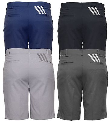 """""""new 2016"""" #adidas #puremotion® climalite 3-stripe mens golf shorts all #colours,  View more on the LINK: http://www.zeppy.io/product/gb/2/231496248449/"""
