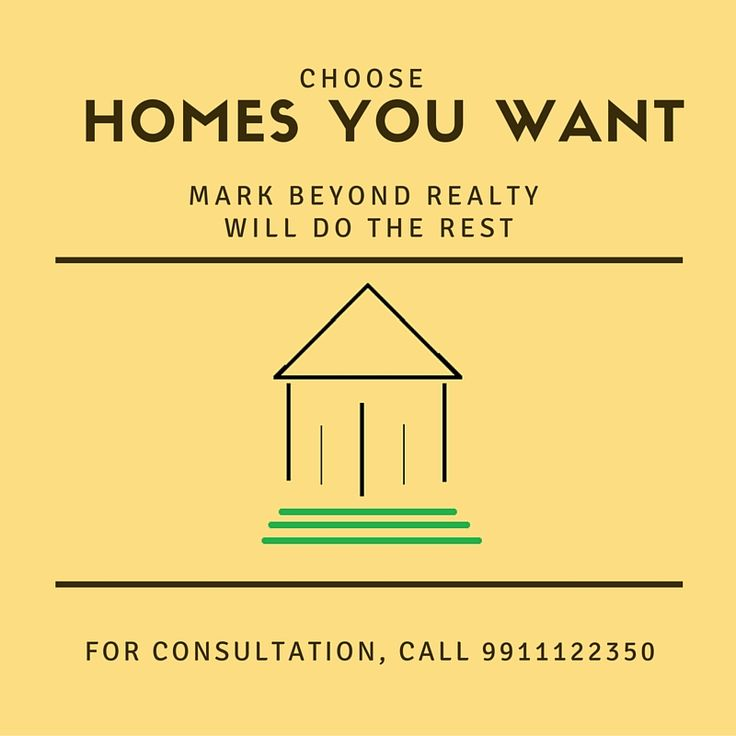 choose #homes you want Markbeyond Realty will do the rest  call @ +91-9911122350 #Gurgaon Visit Site- http://goo.gl/2VC3Z9