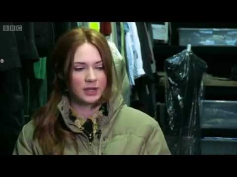 The Last Days of the Ponds - Doctor Who The Angels Take Manhattan - Series 7 2012 - BBC One :(