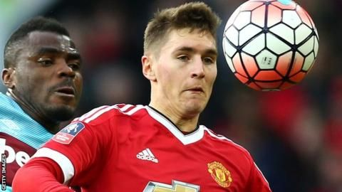 Manchester United's Guillermo Varela joins Eintracht Frankfurt on loan