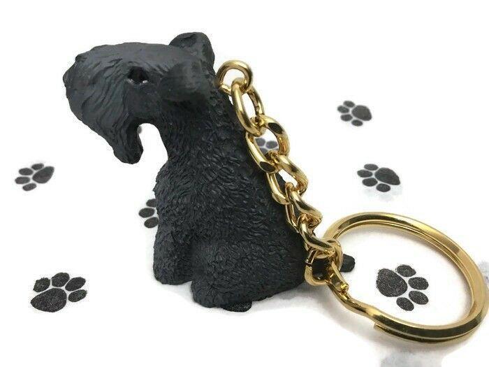 Irish wolfhound Keyring Dog keychains Irish wolfhound Dog keyrings Irish wolfhound Keychain