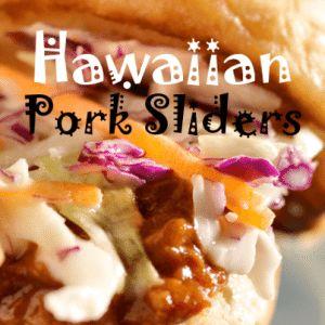 The Chew: Chef Roblé Ali's Hawaiian Pork Tenderloin Sliders Recipe