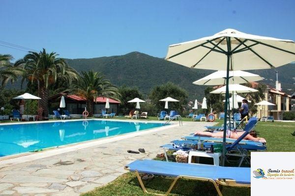 Hotel Yannis - Ipsos, Corfu, Grecia