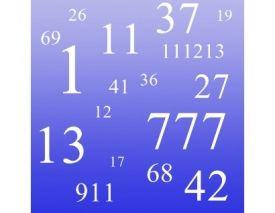 Читать дальше Магические сочетания чисел