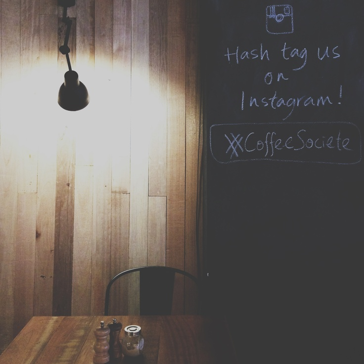 Coffee Societe, Publika.