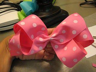 how to make hair bows: Hairbows, Hair Bow Tutorial, Hair Bows Now, Make Hair Bows, Hairs, Hair Bows Tutorials, Boutiques Hair Bows, Kids, Boutique Hair Bows