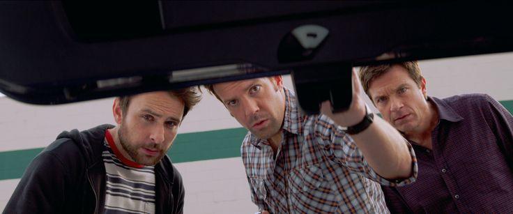Nick, Dale y Kurt ya nos demostraron que son tipos duros, pero... ¿¡Serán capaces de perpetrar un secuestro!? #CómoAcabarSinTuJefe2.