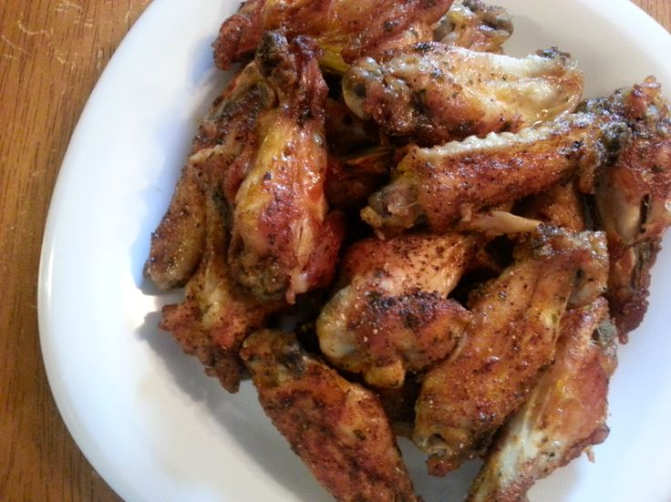 Paleo Chicken Wings - Best wings ever!