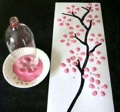Easy diy art project
