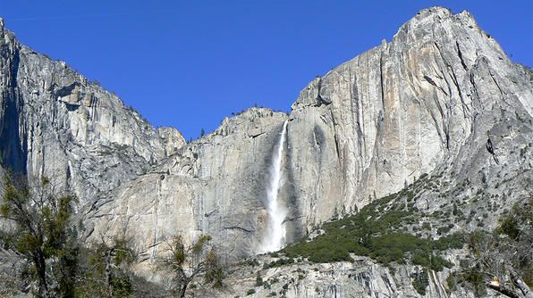 the history of the yosemite national park and the national parks system in america 2018-3-1 america's most popular national parks are   yosemite national park (ca):  turner broadcasting system, inc.
