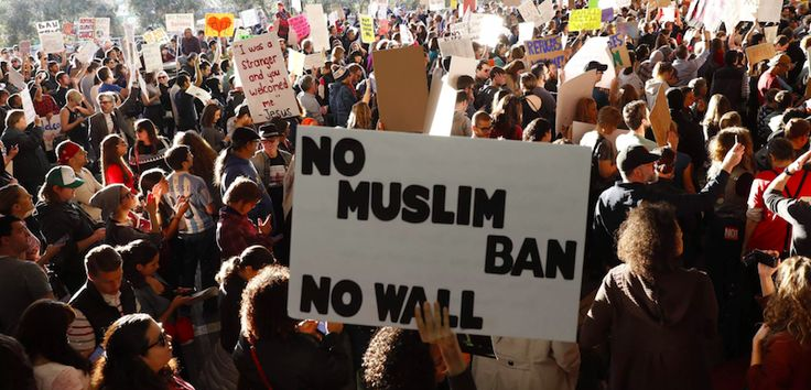 On January 27, 2017, as one of his first official acts as President, Donald Trump signed Executive Order 13769. The order banned anyone traveling from seven Muslim-majority countries—Iran, Iraq, Li…