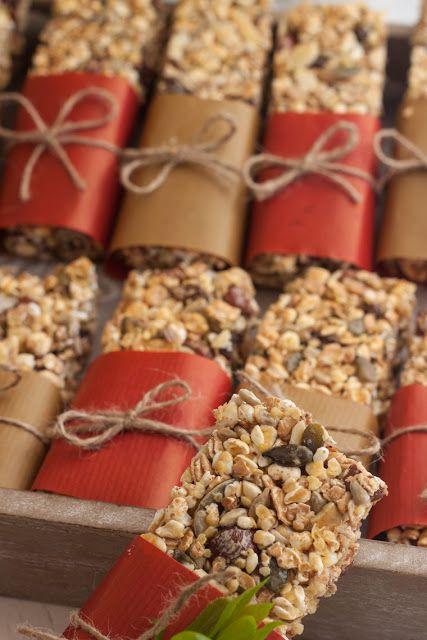 Smakowity Blog Kulinarny: Batoniki musli