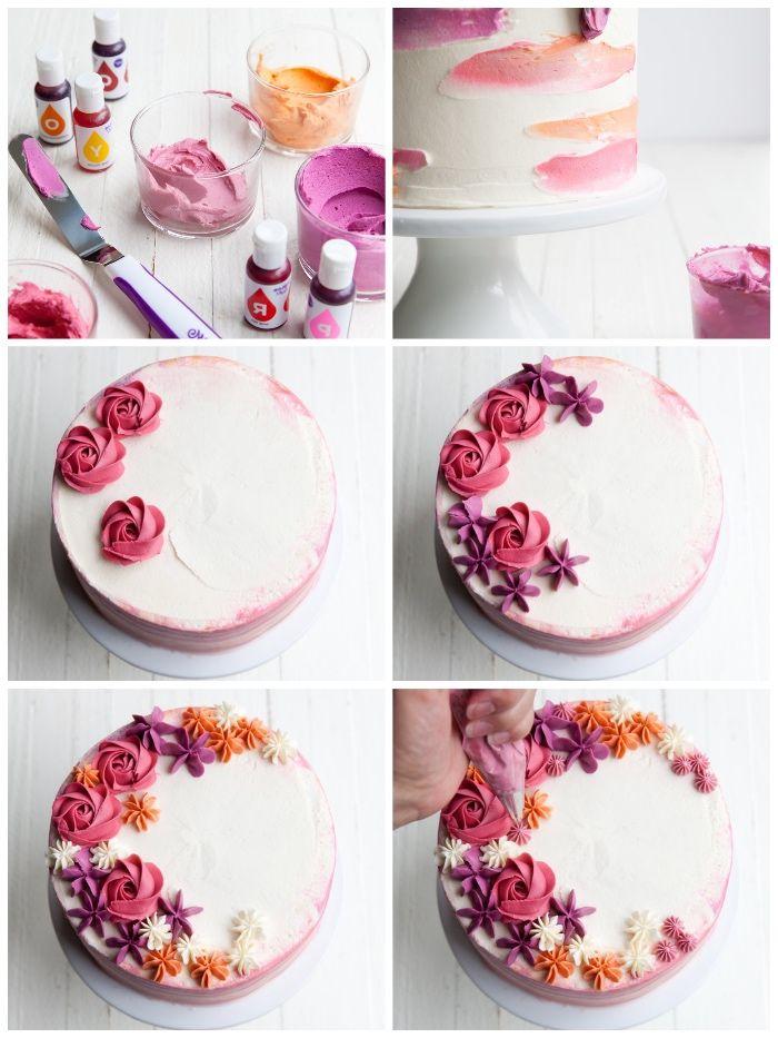 1001 Ideen Und Anleitungen Wie Sie Torten Verzieren Torten Verzieren Kuchen Verzieren Torte Ohne Backen