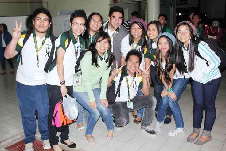 Marian, Scranton Scholar at Baguio City