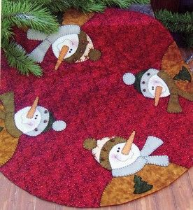 Christmas Quilting Patterns | christmas tree skirt pattern previous in patterns next in patterns