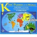 Kids' Puzzle of the World
