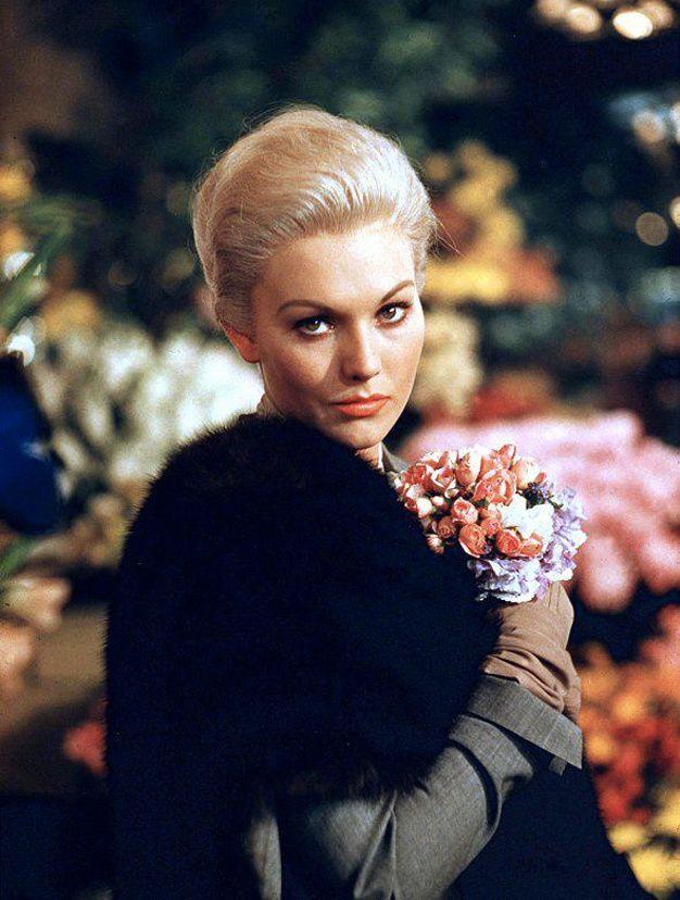 Hitchcock : le gout des actrices blondes Kim Novak, la muse contrariée