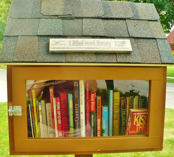 Little Neighborhood Book Exchange